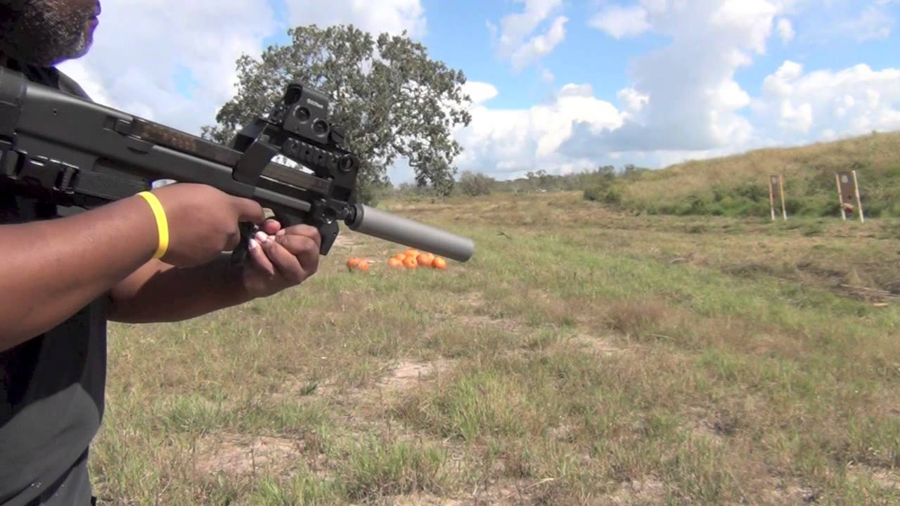 Ps90 For Sale >> PS90 SBR Suppressed - YouTube