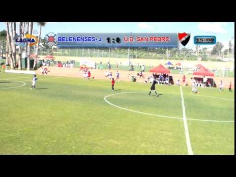 BELENENSES J VS SAN PEDRO