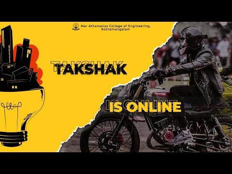 TAKSHAK IS ONLINE   Promo Video   Tech Fest   Mar Athanasius College Of Engineering Kothamangalam