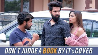 Don't Judge a Book By Its Cover | Make a Change | Ahana Goyal