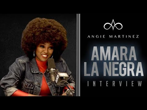 Amara La Negra Talks New Single, Celia Cruz and Being Confident