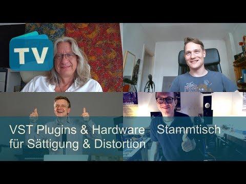 VST Plugins (UAD,KUSH AUDIO, SLATE u.a) für Sättigung und Distortion - Stammtisch