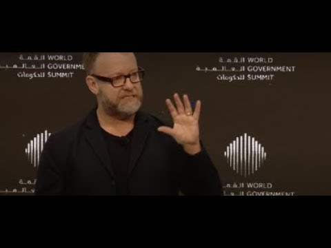 Redesigning Governments - Paul Bennett - World Government Summit 2018/Full Session