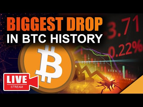 Biggest Bitcoin Dump in History!!! (HUGE Waves From Top Mining Pool)