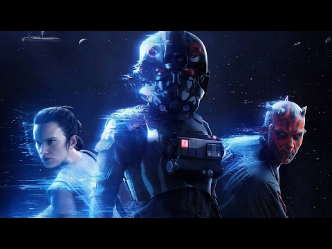 Star Wars Battlefront 2 - Road to E3 2017