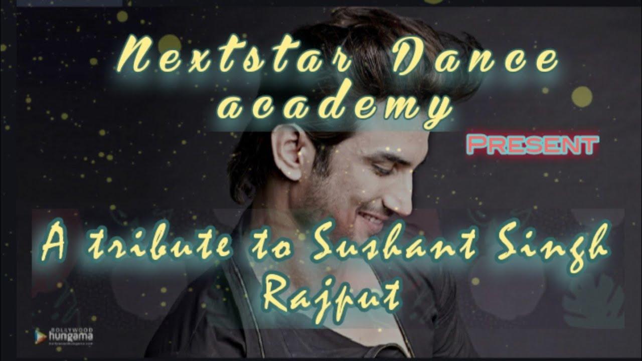 A Dancing Tribute to Sushant Singh Rajput🙏| Namo Namo shankara | boyfriend | sweetheart