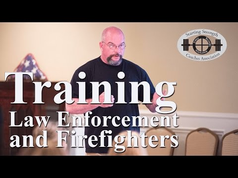 Training law enforcement and firefighters (Part 1) | John Musser