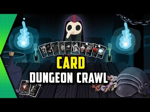 Card Crawl - UNIQUE DUNGEON CRAWLER SOLITAIRE-LIKE CARD GAME FOR ANDROID & IOS   MGQ Ep. 348