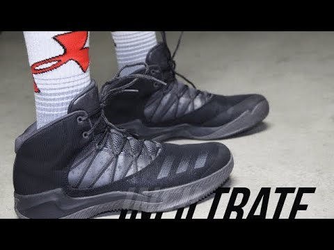 ef8df9898c7 Adidas Infiltrate Review! - YouTube
