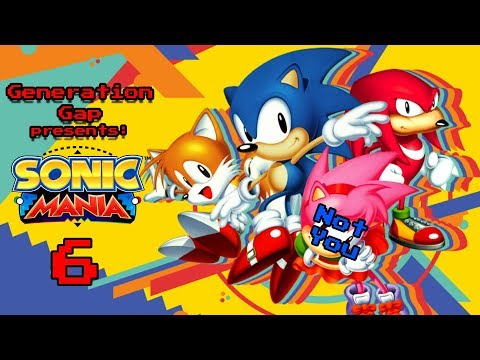 Sonic Mania pt6: Four Horsemen (Less Than Sign) Four Lokos