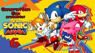 Sonic Mania pt6: Four Horsemen (Less Than Sign) Four Lokos