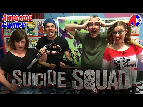 Suicide Squad - Awesome Comics
