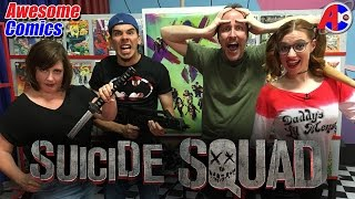 Suicide Squad - Awesome Comics(Doug joins Walter, Aiyanna and Beth to talk about DC's latest movie, Suicide Squad. Social Accounts: Walter: http://twitter.com/Awesome_Walter Aiyanna: ..., 2016-08-08T22:00:01.000Z)
