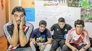 Emelec vs River | Copa Libertadores 2017 | Reacciones de amigos