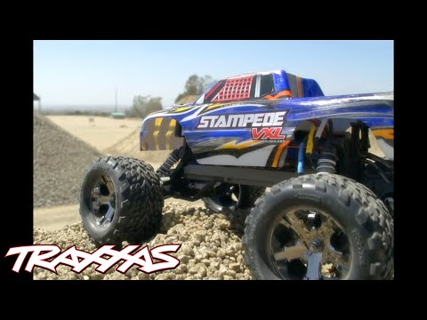 Stampede VXL - Freestyle Fun with Backflips, Wheelies, and Big Roost