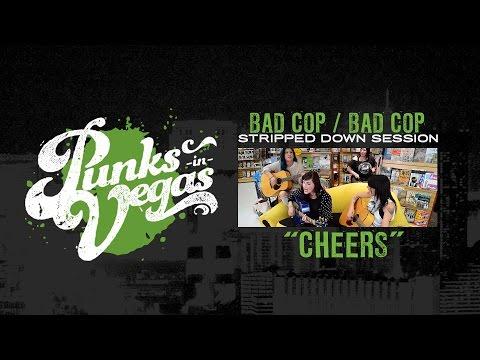 "Badcop / Badcop ""Cheers Motherfucker!"" Punks in Vegas Stripped Down Session"