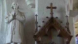 L'Église Saint-Georges - Quarré-les-Tombes (89) - Édition 2017