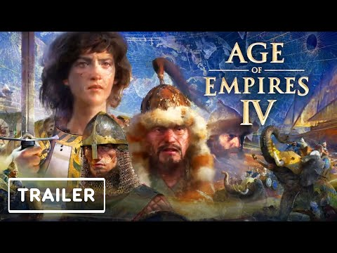 Age of Empires 4 - Gameplay Trailer   E3 2021