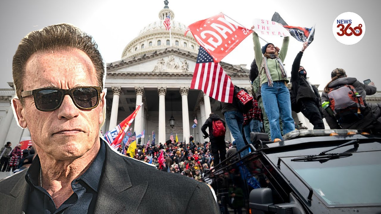 In viral video, Arnold Schwarzenegger compares Kristallnacht to the ...
