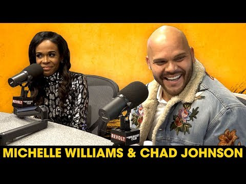 Willie Moore Jr. - Watch! Michelle Williams & Chad Johnson On Saving Themselves For Marriage,