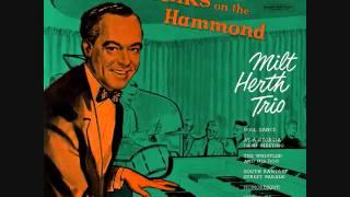 Milt Herth Trio - Hi Jinks on the hammond (1954)  Full vinyl LP