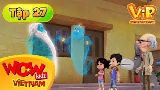 Vir : The Robot Boy - Cậu Bé Robot - Tập 27 - Bà Phù Thủy (phần 1) - Phim Hoạt Hình Tiếng Việt