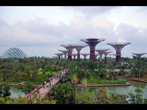 Singapore: Top 10 Tourist Attractions - Singapore Travel Video