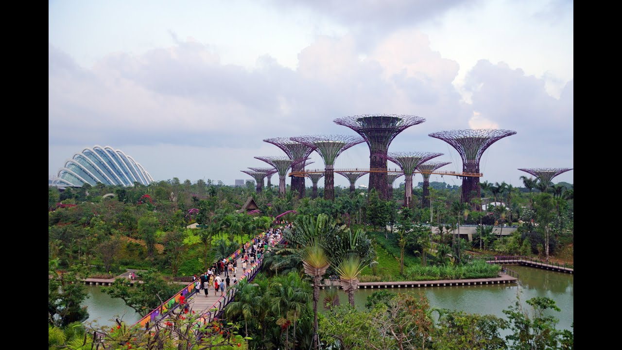 Top 10 Singapore Bucket List You Must Visit | About ... |Singapore Main Attractions