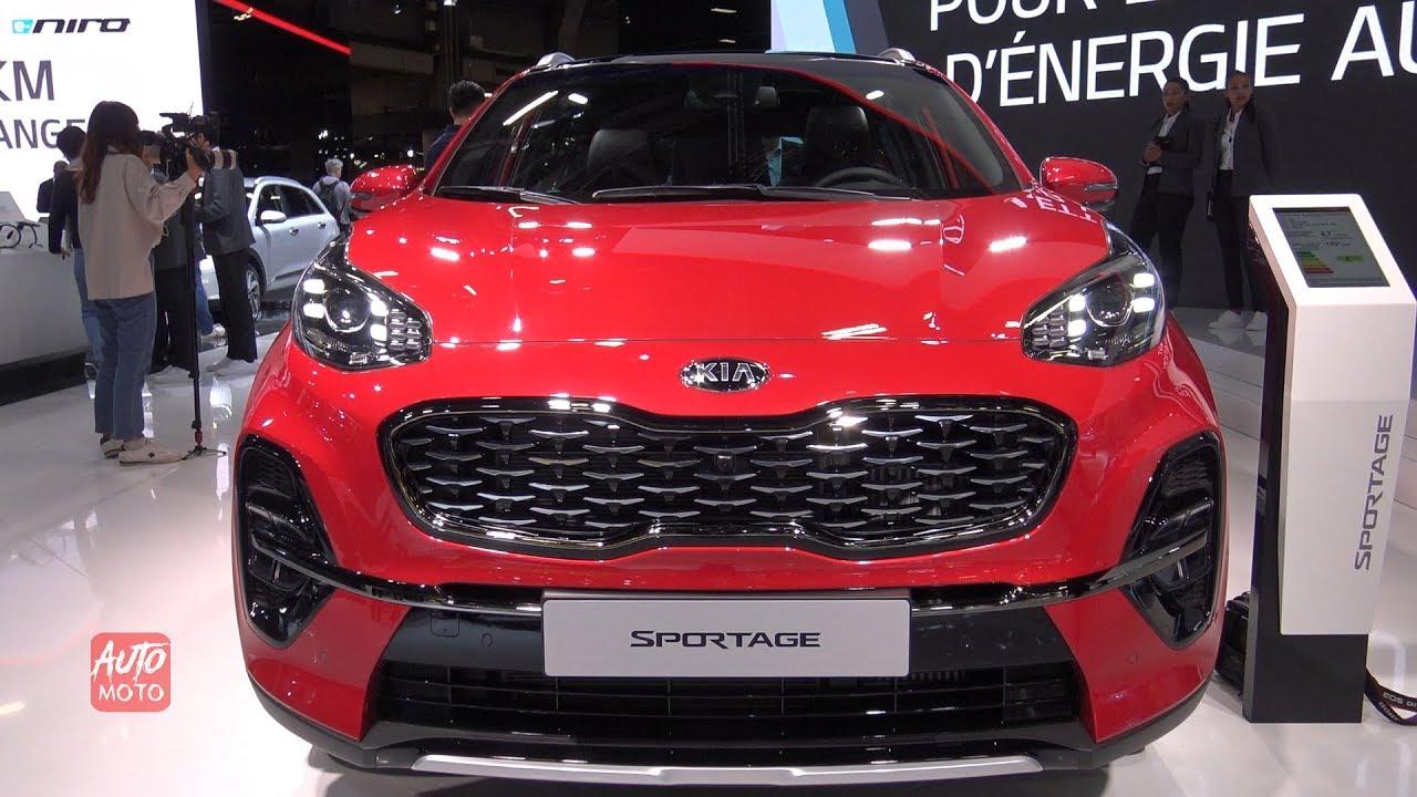 2019 kia sportage 1 6 diesel 136ch - exterior and interior walk-around