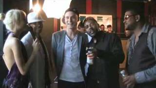 vitaminwater canada backstage at the 2010 timas : triple d, spoila ranks and richie c