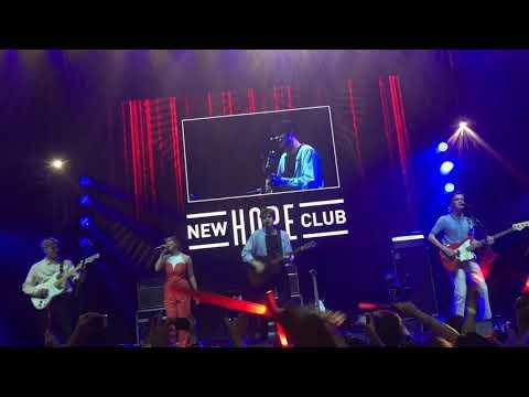 Janina Vela X New Hope Club   Love Again