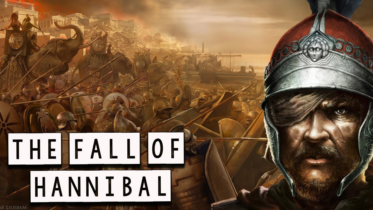 Download Hannibal: The Glory and Fall of the Great Carthaginian General Part 3/3- Ancient History