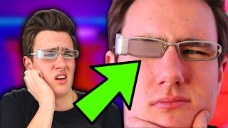 Glasses That Keep You Awake?