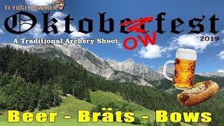 3D Archery Oktobowfest Traditional Archery Shoot