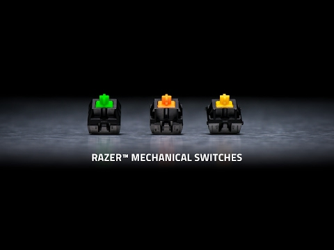 Hear the Difference | Razer Mechanical Switches