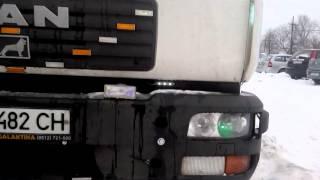 Лед-днепр. светодиодные модули на грузовом авто(Установка модулей 3х диодных на машину MaN 8/150 проводим провода по всему маршруту и подключаем +- все. выводим..., 2015-03-13T08:29:26.000Z)