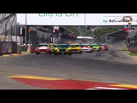 2017 Touring Car Masters - Adelaide - Race 1