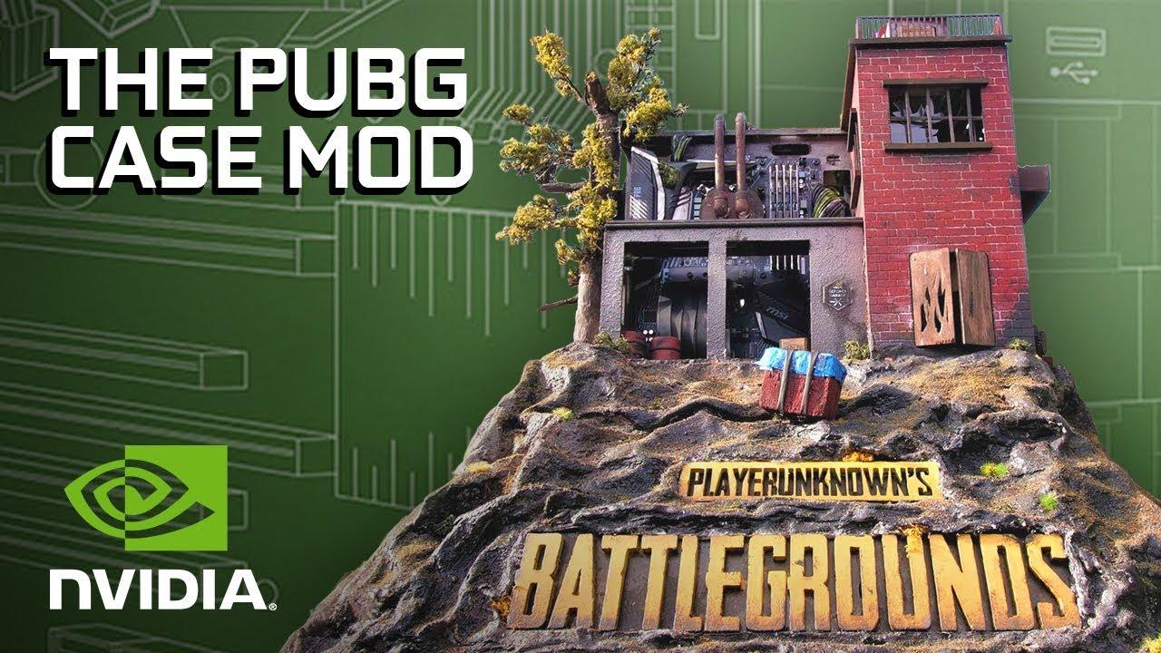 The PUBG Case Mod