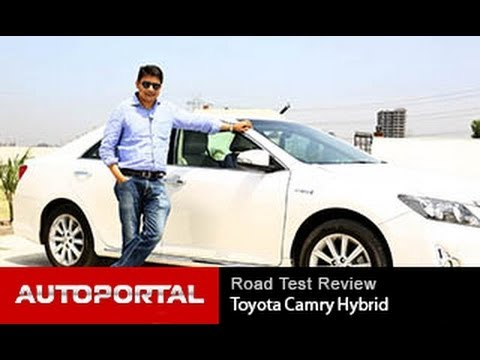 Toyota Camry Hybrid Review 'Test Drive' - AutoPortal
