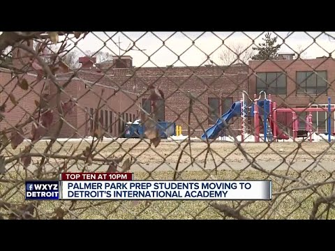 Palmer Park Academy students to finish school year at Detroit International Academy