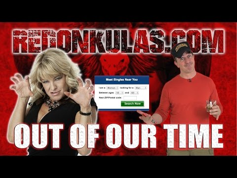 OUT OF OUR TIME | Redonkulas.com