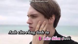 Di Vang Nhat Nhoa Karaoke Cs