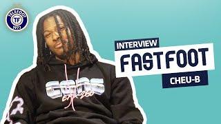 """""""Ronaldinho pour moi c'est Lil Wayne"""" - L'interview Fast Foot de Cheu-B"""