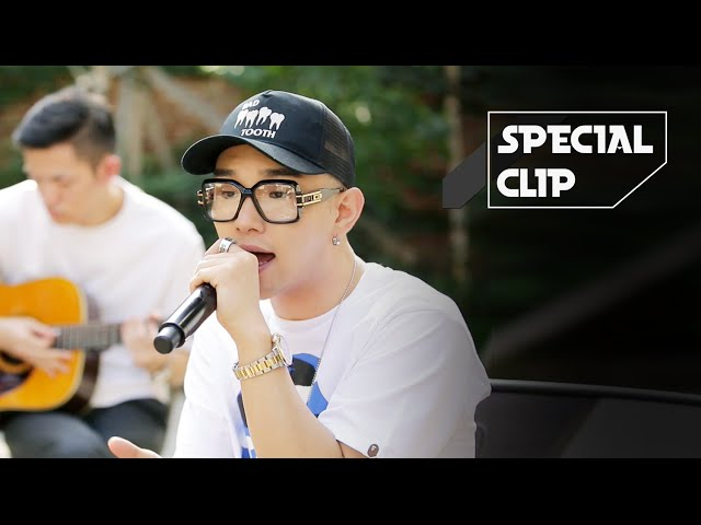 [Special Clip] Kye Bum Zu(계범주) _ GIVE IT 2 U (Feat.Niihwa(니화)) (Jazzy Ver.) [ENG/JPN/CHN SUB]