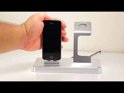 Charging Dock Station Apple Watch IPhone
