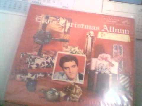 my elvis records colection volume 1