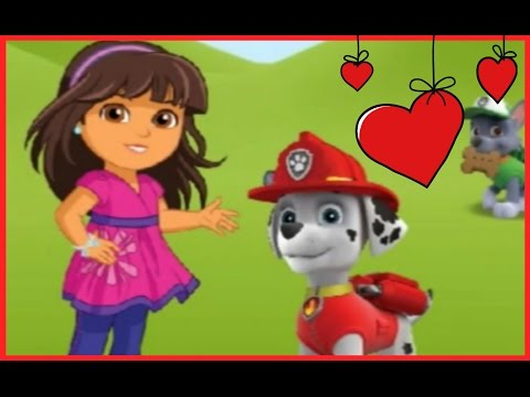 КОНФЕТЫ ИЗ КОСМОСА ПРЕВРАЩЕНИЕ #3 Щенячий Патруль Игры PAW Patrol game Video for Kids PAW Patrol