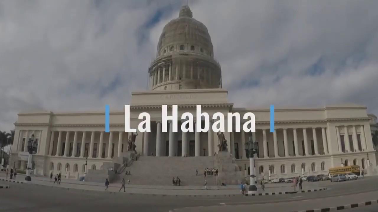 Autos clásicos en La Habana - CUBA 1