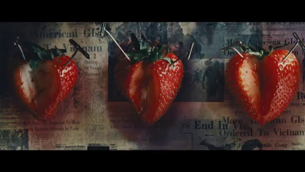 film across the universe strawberry fields forever the