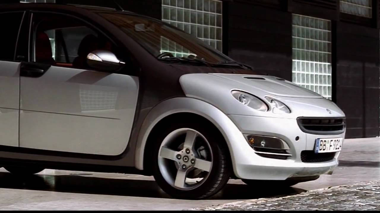 Smart Car Imagefilm Open Your Mind All Models